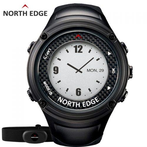 NORTH EDGE Watch fourier-black1
